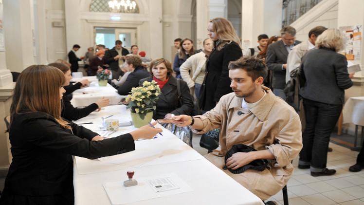 تقدم الحزب المؤيد للناطقين بالروسية في الانتخابات التشريعية بلاتفيا