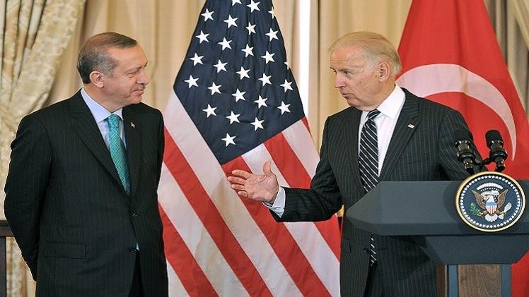 بايدن يعتذر لأردوغان