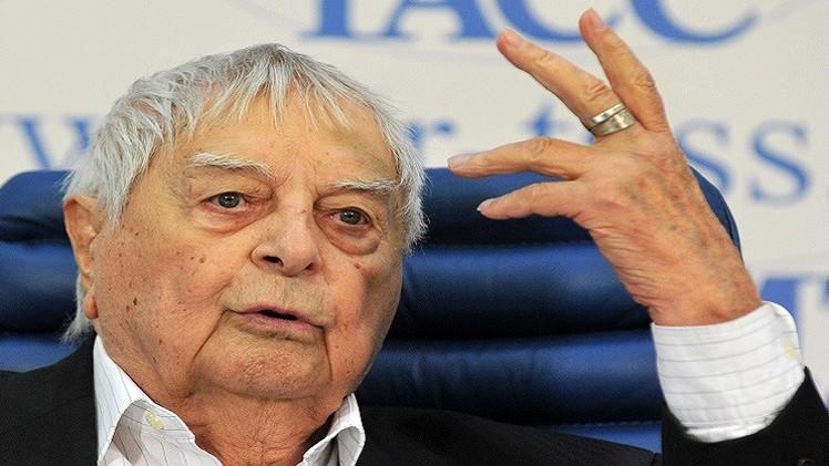 وفاة المخرج المسرحي الروسي الكبير يوري ليوبيموف