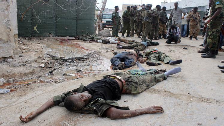 الجيش الصومالي يسيطر على معقل لحركة الشباب جنوبي البلاد