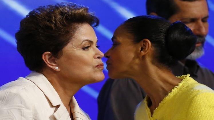 انتخابات عامة في البرازيل وسيلفا تزاحم روسيف على الرئاسة
