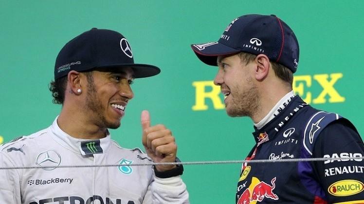 هاميلتون يتوج بجائزة اليابان الكبرى للفورمولا-1