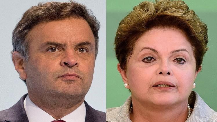 البرازيل.. روسيف ونيفيس إلى الجولة الثانية من انتخابات الرئاسة