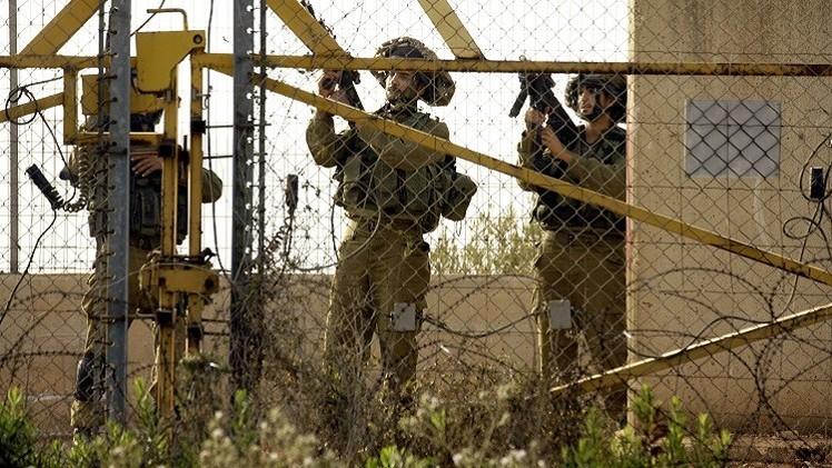 إصابة جندي لبناني في تبادل لإطلاق النار مع دورية إسرائيلية على الحدود