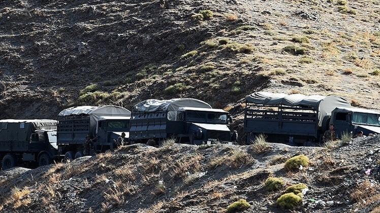 الجزائر تبدأ حملة عسكرية ضد الإرهاب