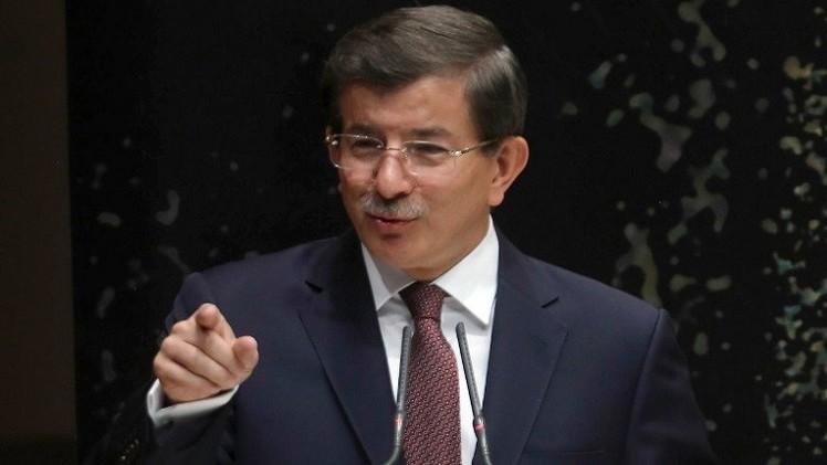 أوغلو: لا حق لأحد بانتقاد تركيا إزاء الوضع السوري
