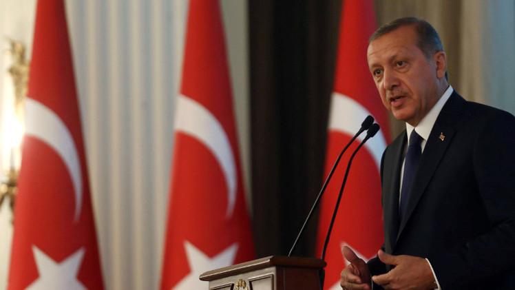 أردوغان يندد بتصريحات بايدن ويدعوه للاعتذار