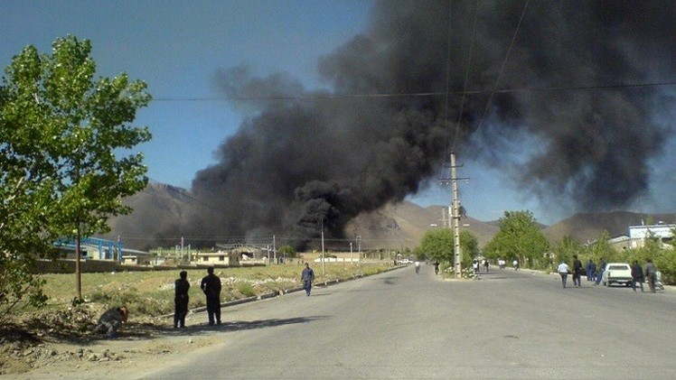 مقتل شخصين في حريق شرق طهران