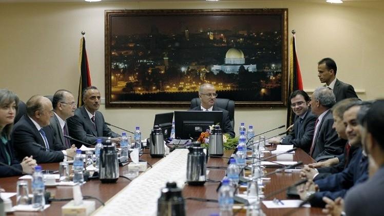 حكومة التوافق الفلسطينية تجتمع في غزة الخميس