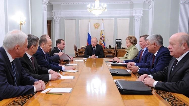 مجلس الأمن الروسي: وقف إطلاق النار في أوكرانيا هش للغاية