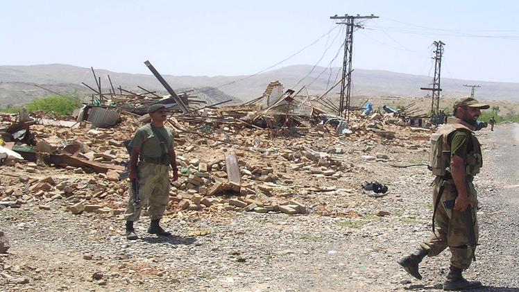 مقتل 4 من طالبان بقصف لطائرة بدون طيار على وزيرستان الباكستانية