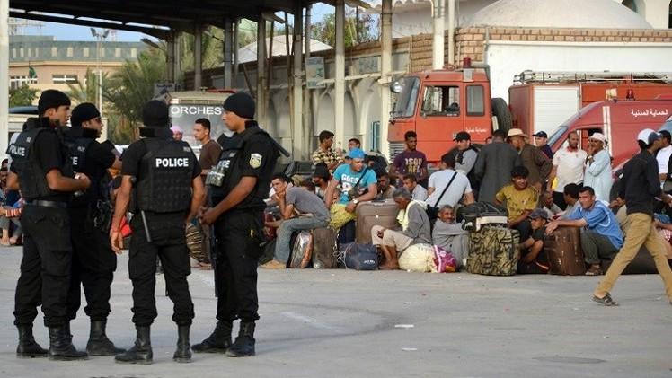 تفكيك خلية جنوبي تونس متخصصة في تسفير