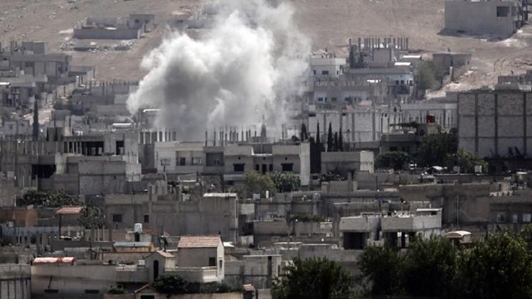 حرب شوارع بين مقاتلين أكراد و