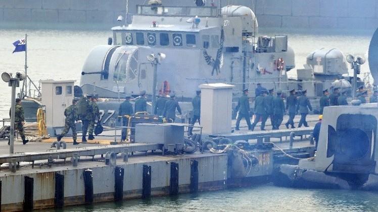 تبادل إطلاق النار على الحدود بين الكوريتين
