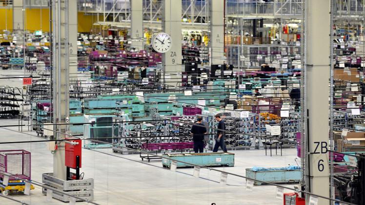 أكبر تراجع للصناعات الألمانية منذ 2009