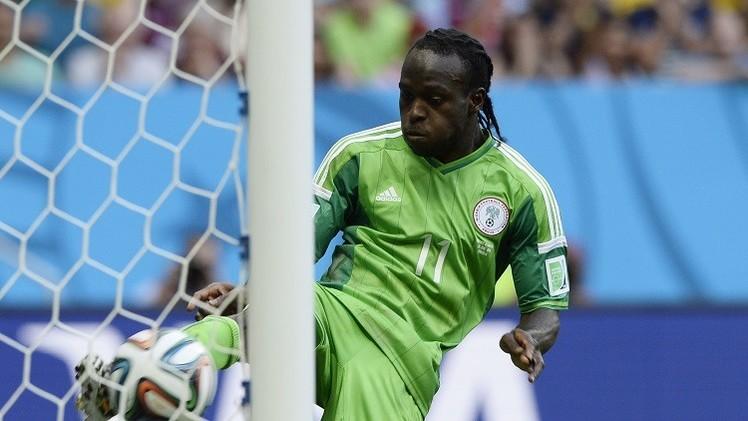 انسحاب موزيس من تشكيلة نيجيريا