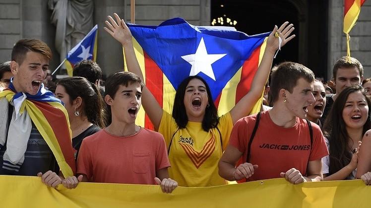 برشلونة خارج الدوري الإسباني