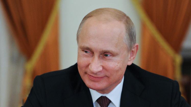 بوتين يحتفل بعيد ميلاده الـ 62