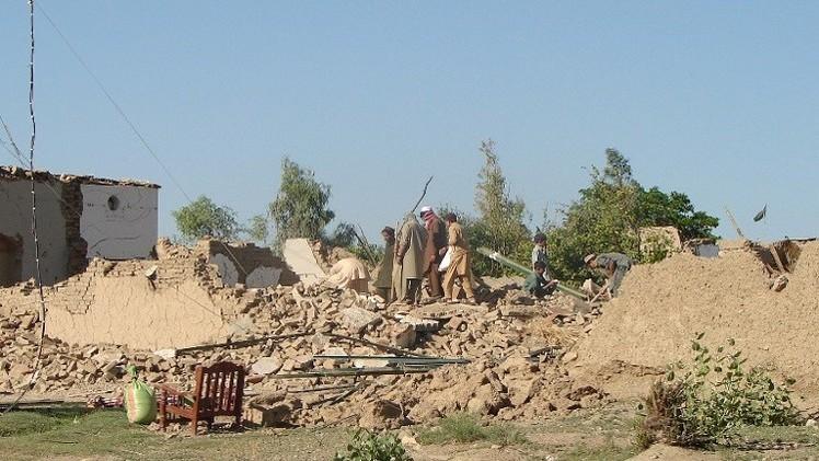 مقتل 6 أشخاص بقصف أمريكي في باكستان