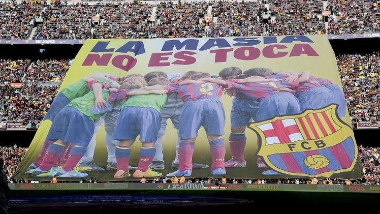 برشلونة يستأنف ضد حرمانه من التعاقدات