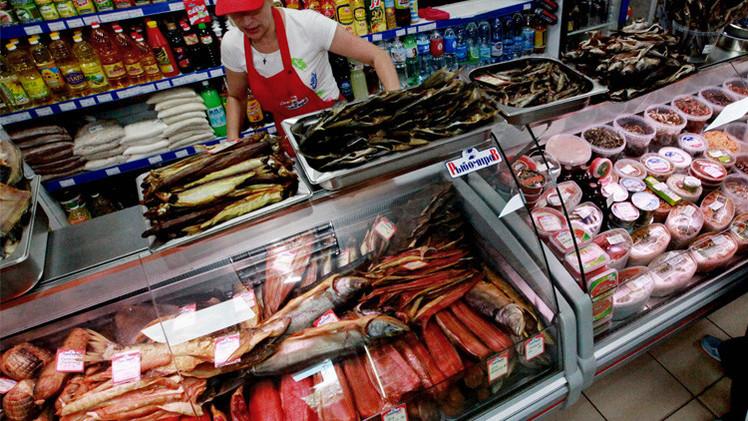 انخفاض واردات روسيا من بعض المواد الغذائية في 8 أشهر