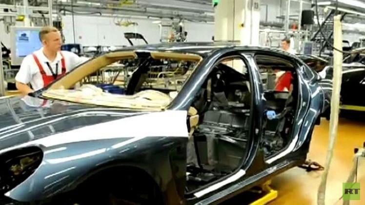 معامل صناعة السيارات في ألمانيا