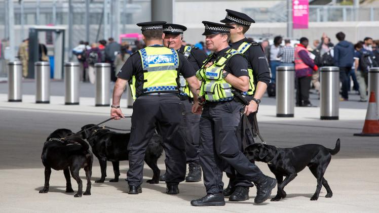 اعتقال 4 أشخاص في لندن بشبهة الإرهاب