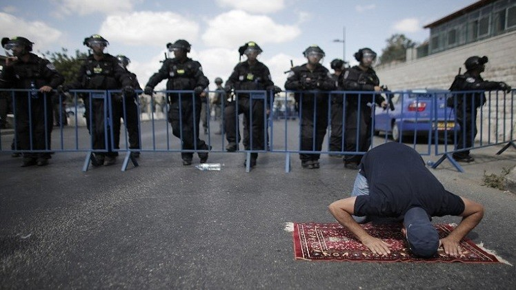مواجهات في القدس بين شبان والشرطة الإسرائيلية