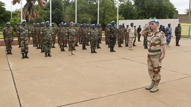 قتيل في هجوم على معسكر لقوات حفظ السلام شمال مالي