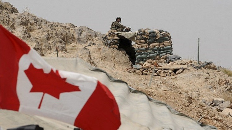 المقاتلات الكندية تنضم رسميا إلى قوات التحالف الدولي ضد