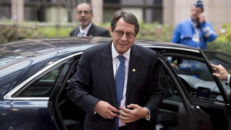 تعليق المفاوضات بين شطري الجزيرة القبرصية