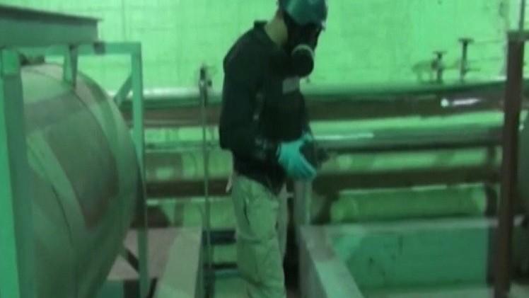 سورية تكشف عن 4 منشآت كيميائية