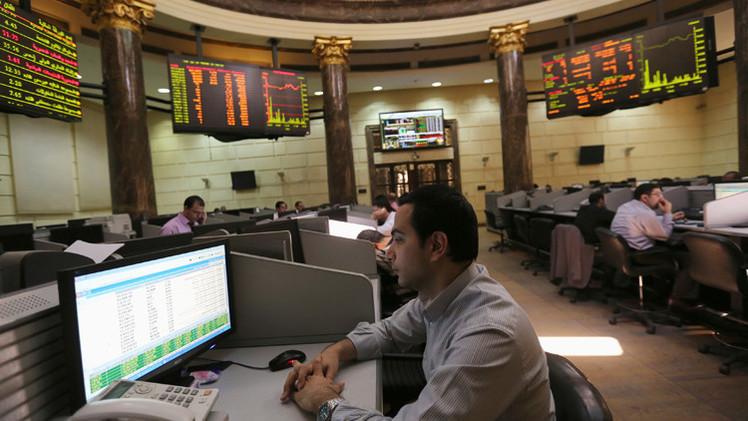 تباين بورصة مصر عقب عطلة عيد الأضحى
