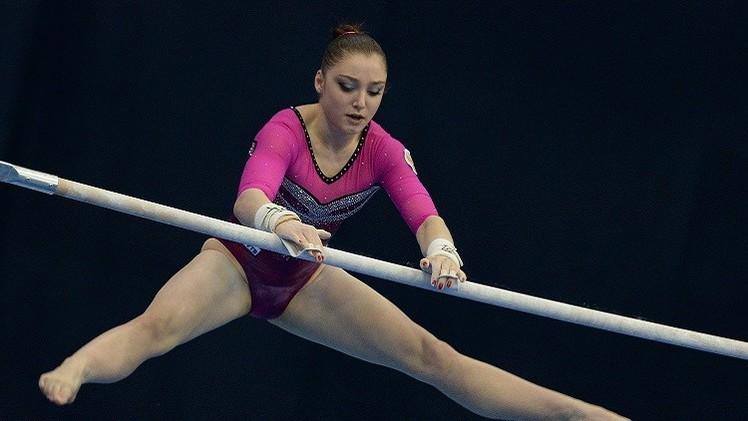 روسيا تكتفي بالبرونزية في بطولة العالم للجمباز