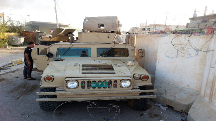 مقتل عشرات المسلحين بعملية أمنية للجيش العراقي في الأنبار