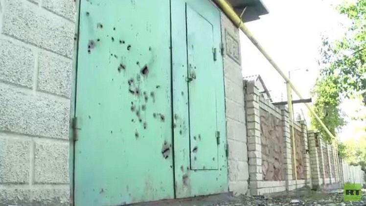 كاميرا RT ترصد معاناة سكان دونيتسك