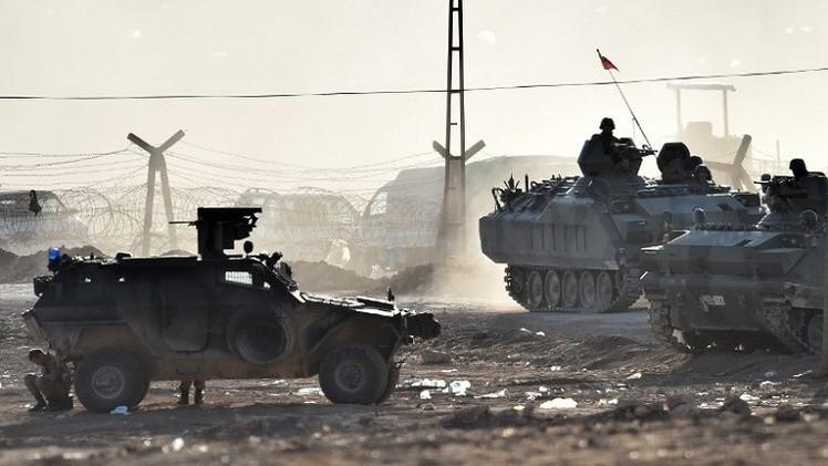 البنتاغون يستبعد إقامة منطقة عازلة بين سورية وتركيا