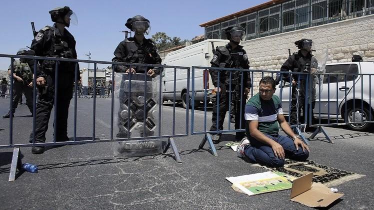 مصر تدين الممارسات الإسرائيلية في المسجد الأقصى