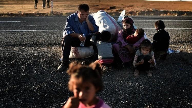 أكثر من مليون لاجئ سوري في تركيا بحاجة لمساعدات