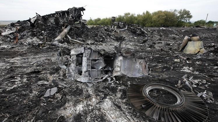 واحد من ضحايا الطائرة الماليزية كان بقناع للأوكسجين
