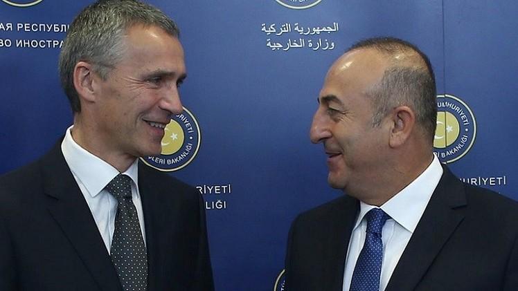أنقرة: قيام تركيا  منفردة بعملية برية في سورية