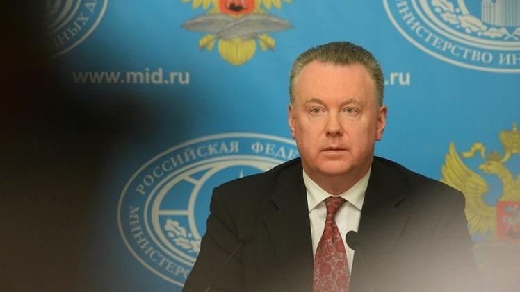 موسكو تأمل باجراء تحقيق نزيه في المقابر الجماعية قرب دونيتسك