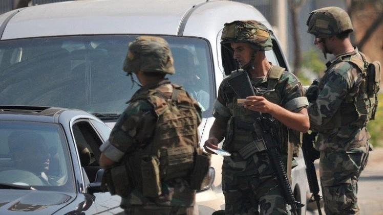 مقتل جندي لبناني وجرح آخر بهجوم مسلح في عكار