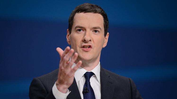 وزير المالية البريطاني يحذر من انزلاق منطقة اليورو في الأزمة مجددا