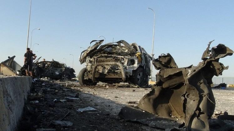 مقتل وإصابة أكثر من 20 عراقيا بهجوم انتحاري في بعقوبة