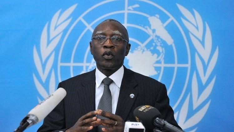 الأمم المتحدة تدين مقتل جندي سلام في إفريقيا الوسطى