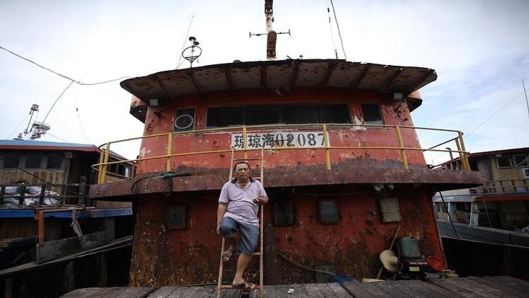 حرس الشواطئ الكوري الجنوبي يقتل قبطان سفينة صيد صينية