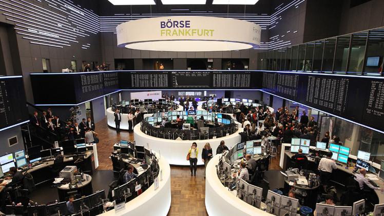أسهم أوروبا تواصل تراجعها بفعل مخاوف بشأن النمو العالمي