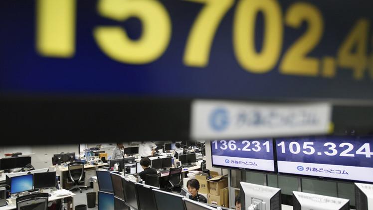 نيكاي الياباني يهبط لأدنى مستوى في شهرين وسط مخاوف بشأن النمو العالمي