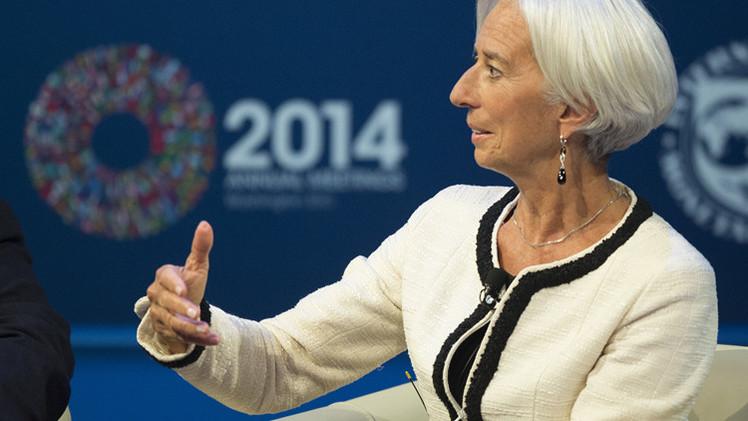 صندوق النقد يحذر من تداعيات الأزمة الأوكرانية